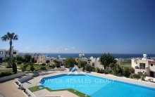 Acropaphos 2 Bedroom Sea View Townhouse