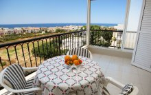 Sea View 2 Bedroom Apartment in Rodafinia Court