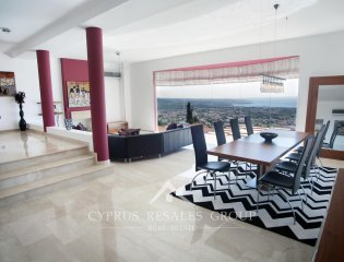 Luxury 5 Bedroom Villa Peyia Panorama  Property Image