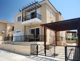 2 Bedroom Semi House for sale in Paphos, Cyprus
