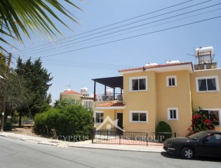 3 Bedroom Semi House for sale in Paphos, Cyprus