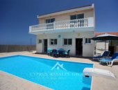 4 Bedroom Villa for sale in Chloraka, Cyprus