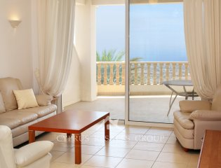 Peyia Sea View 2 Bedroom Apartment   Property Image