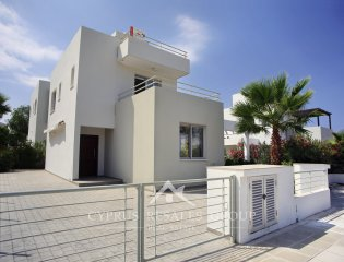 Modern 2 Bedroom Villa at Peyia Riza Heights  Property Image