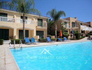 Polis Gardens 2 Bedroom Pool View Townhouse Property Image
