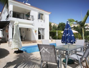 3 Bedroom Sea View Villa Sunburst in Peyia Property Image