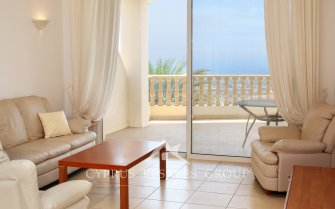 Peyia Sea View 2 Bedroom Apartment