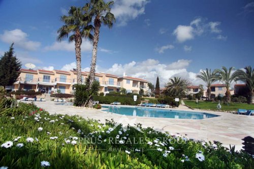 Excellent townhouses and apartments in Leptos Paradise Gardens, Kato Paphos, Cyprus