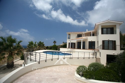 Sea Caves Villa Perfection - best front line property in Paphos, Cyprus