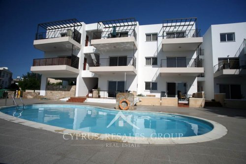 Modern coastal apartment project Sirena Lighthouse built by Costas Gavrielides, Paphos, Cyprus