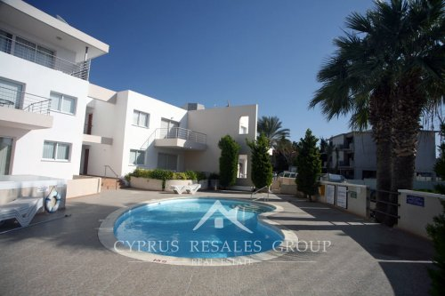 Beautiful design of stylish Sirena Pafia apartments in Kato Paphos, Cyprus