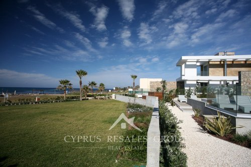 Stylish villas of Paradise Cove in Kato Paphos