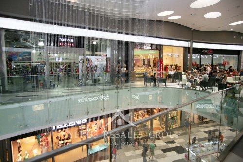 Paphos Mall (Kings Avenue Mall) in Kato Paphos, Cyprus