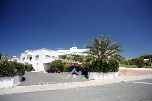 Iasis private hospital in Kato Paphos, Cyprus
