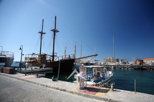 Fun trips on a pirate boat for all the family - Kato Paphos, Cyprus