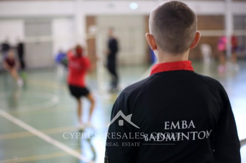 Emba Badminton had a very successful national tournament in Cyprus.