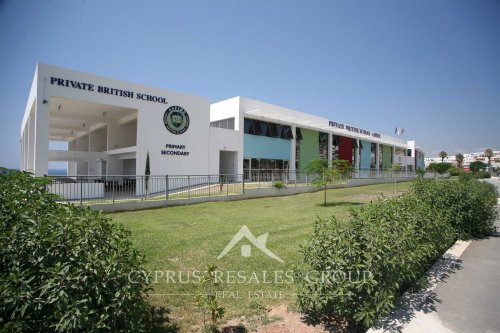 Private British School Aspire - primary and secondary, Chloraka, Cyprus