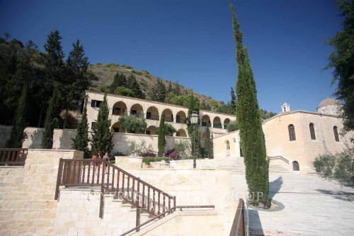 Monastery, founded in 1159 by Saint Neophytos – respected neighbor of exclusive villa project of Kamares.